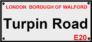 Turpin Road, Walford