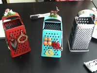 3 Graters