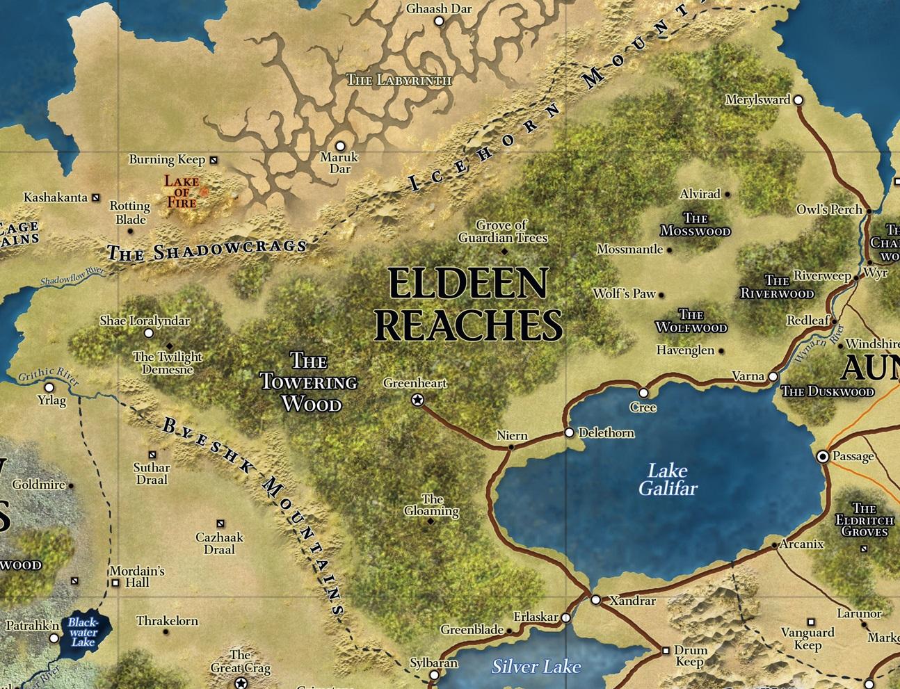 The Eldeen Reaches | Eberron Wiki | Fandom powered by Wikia