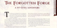 The Forgotten Forge