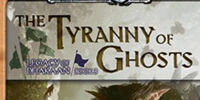 The Tyranny of Ghosts