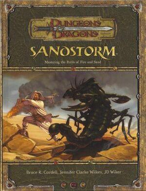 Sandstormcover