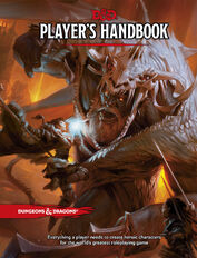 Player's handbook 5th edition