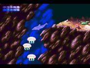 Prehistoric jellyfish