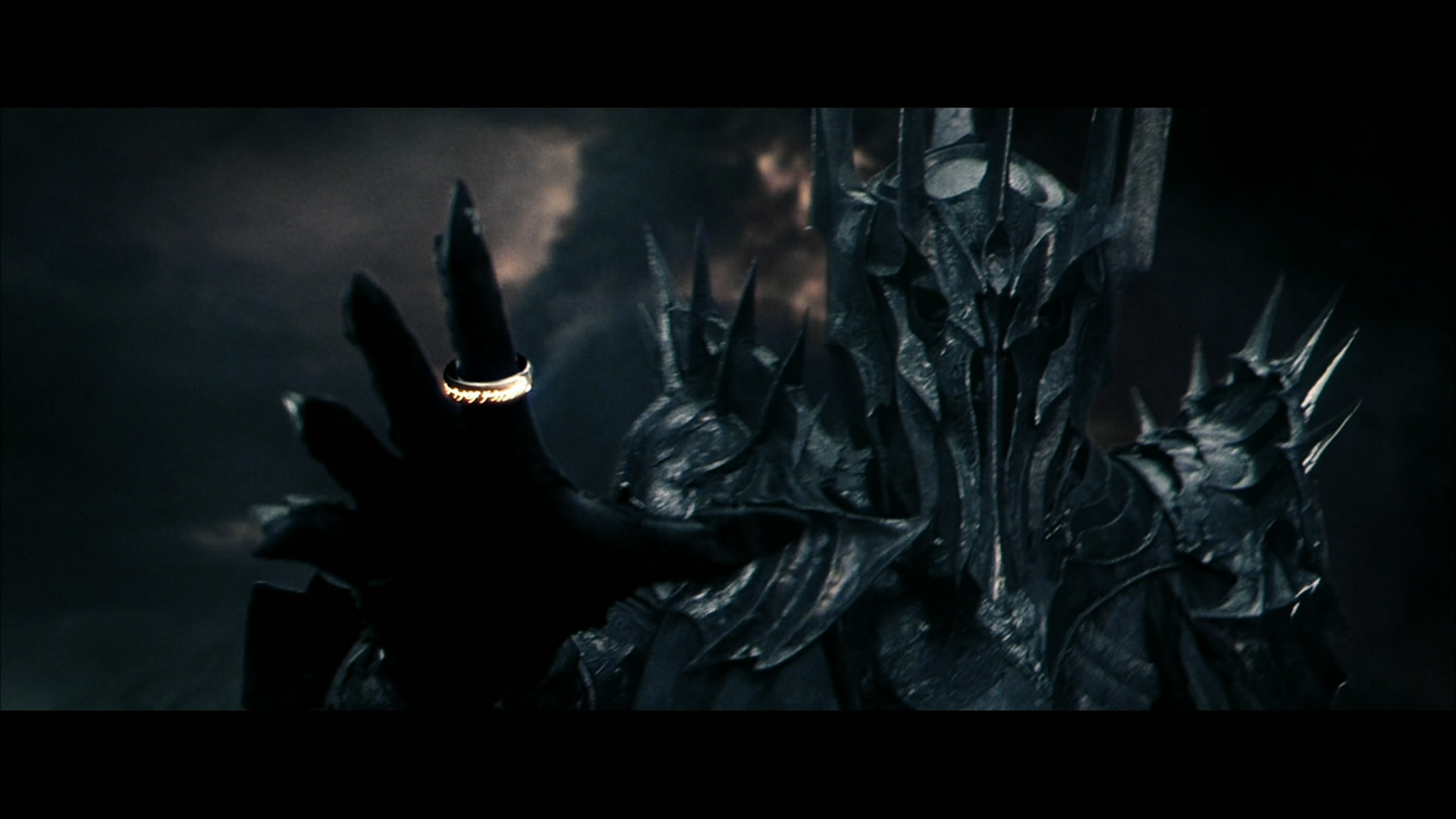 The Evil Suaron In Lord Of The Rings