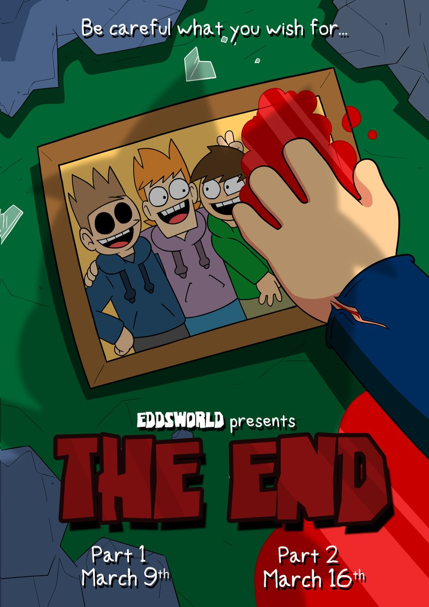 The End Eddsworld Wiki Fandom Powered By Wikia