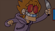 Trick or Threat - Possessed Matt running