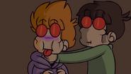Trick or Threat - Possessed Edd & Matt stop fighting