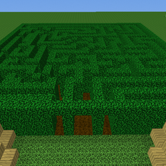 The Maze From The Tri-Wizard Tournament