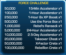 Force Challenge 39