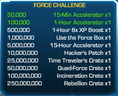 Force Challenge 27