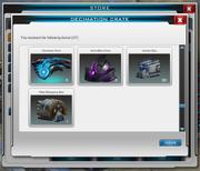 Decimation Crate content 2
