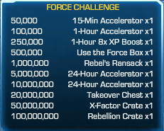 Force Challenge 41