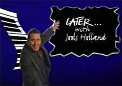 Later with Jools Holland title card