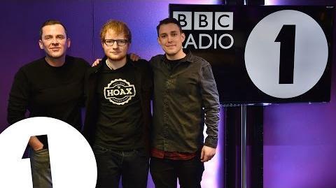 Ed Sheeran's Back! 10 minutes 47 seconds of his best bits!