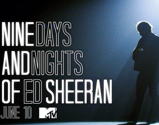 Nine days and nights of ed sheeran ed sheeran wiki - Ed sheeran give me love live room ...