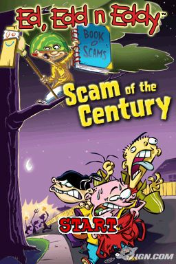 ed edd n eddy scam of the century ed edd n eddy