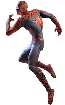 MUA2 SpiderMan