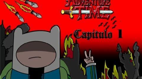 Creepypasta de Hora de aventura . CAPITULO 1-0