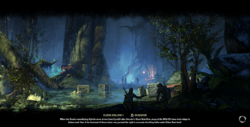Elden Hollow Loading Screen