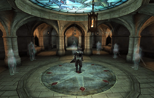 File:Umaril the Unfeathered (Quest) Back at The Priory.png