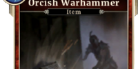 Orcish Warhammer (Legends)