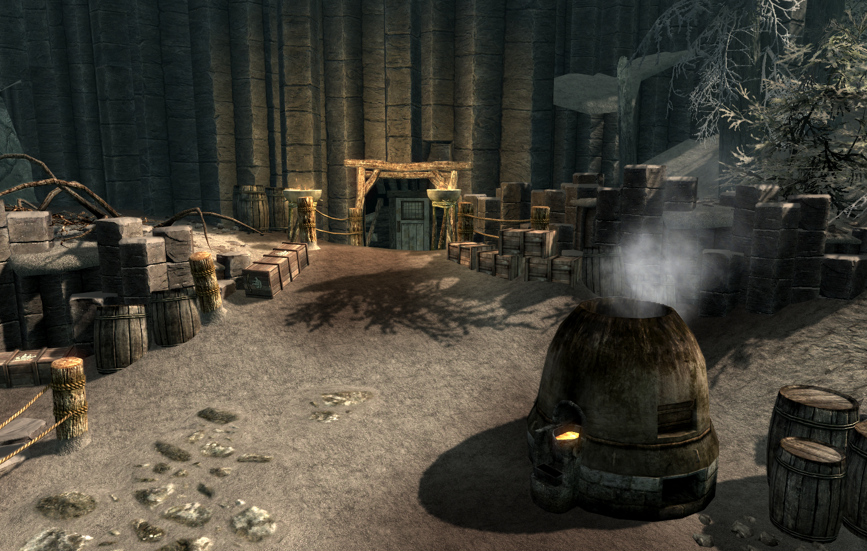 & Raven Rock Mine (Dragonborn) | Elder Scrolls | FANDOM powered by Wikia Pezcame.Com