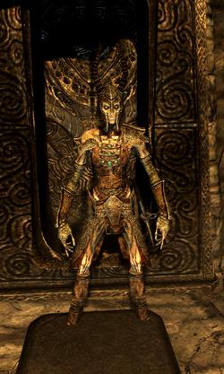 Gatekeeper Dragonborn