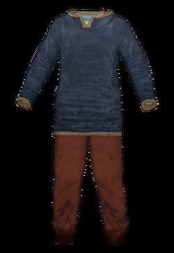 Boy's Blue Tunic