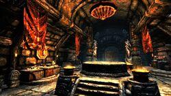 Dibella Temple