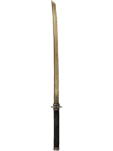 Marca de oro (como se ve en Oblivion)