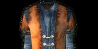 Russet Felt Outfit (Set)