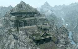 Sky Haven Temple - Blades HQ