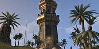 Saintsport's Lighthouse