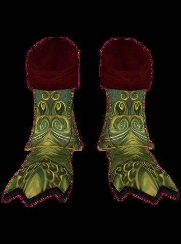 File:Elven Boots (Oblivion).png