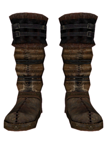 File:Leather Boots (Oblivion).png