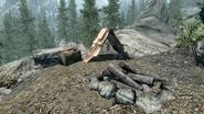 Bear Hunter's Camp