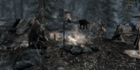 Falkreath Stormcloak Camp