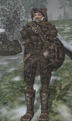 Bear Armor - Morrowind