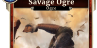 Savage Ogre (Legends)