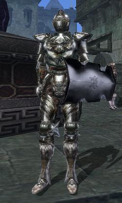 Ancient Steel Armor - Morrowind