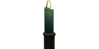 Bamboo Candlestick
