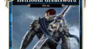 Heirloom Greatsword
