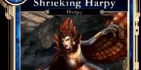 Shrieking Harpy