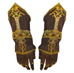 Imperial Dragon Gauntlets