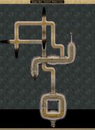 Kogoruhn, Nabith Waterway - Interior Map - Morrowind