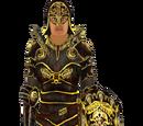 Umbra's Ebony Armor
