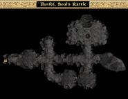 Ilunibi, Soul's Rattle - Local Map - Morrowind