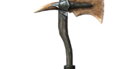 Dragonbone War Axe