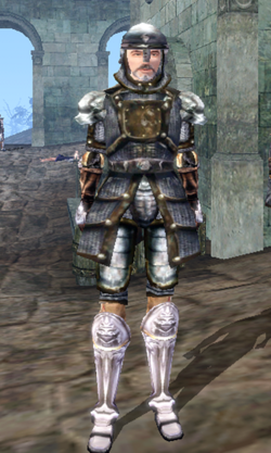 Imperial Chain Armor - Morrowind